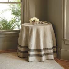 tablecloth ideas for round table hand embroidered round tablecloth round tablecloth rounding and