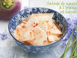 cuisiner des navets blancs recettes de salade de navet