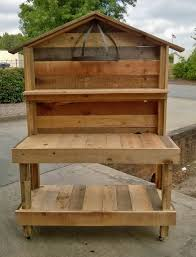 Plans For Making A Garden Table by Best 25 Garden Work Benches Ideas On Pinterest Potting Station