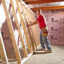 Insulating Unfinished Basement Learn How To Insulate Basement Walls Properly Basement Insulation