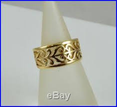 avery mothers ring s day avery 14k gold open adorned ring size 6