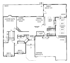 28 3 bedroom bungalow floor plan 3 bedrooms bungalow house
