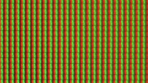 busy closeup bright colors computer monitor stock footage