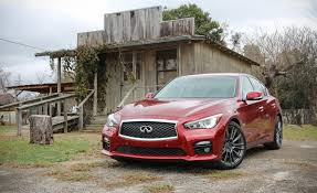 400 hp infiniti q50 red sport 400 starts at 48 855 u2013 news u2013 car