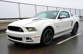 used 2013 mustang 5 0 performance white 2013 ford mustang gt california special coupe