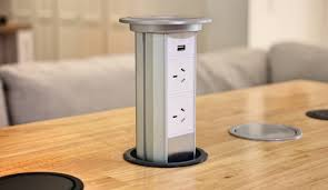 Modern Electrical Outlets by Pop Up Power Points Australia Electrical Outlet V3m Motorised