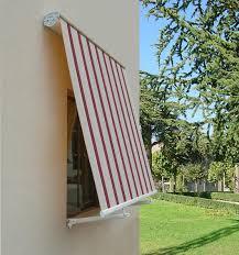 tenda a caduta prezzi tenda a caduta cassonata 250x250 cm rigato bordeaux crema bricoman