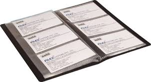 Business Card File Card Holder 120 Cards U2015 Online Stationery Store