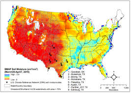 United States Snow Map by U S Geological Survey Land Imaging Report Site