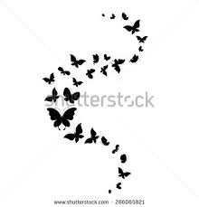 flying butterfly stock images royalty free images vectors