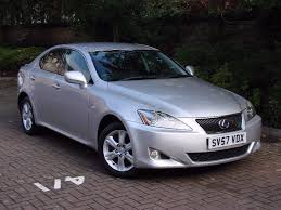 lexus leather warranty aa warranty 57 reg lexus is 220d 4dr 2 2 6 speed long mot fsh
