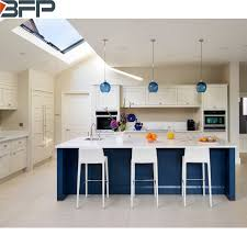 navy blue and white kitchen cupboards china modern design white mixed navy blue shaker door solid