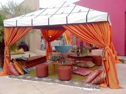 moroccan tent moroccan interior design get the look decor inspirations