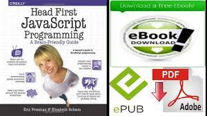 javascript tutorial head first download ebook head first javascript programming pdf epub
