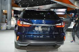 lexus rx 450h in usa 2015 new york auto show highs lows faves motor trend