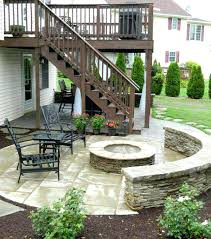 Patios And Decks For Small Backyards by Patio And Deck Ideas Pictures Patio And Deck Lighting Ideas Patio