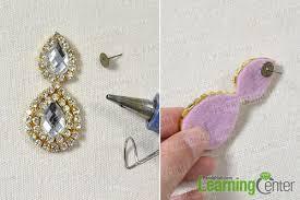 make stud earrings simple earrings to make how to make drop earrings with