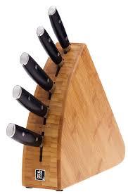 amazon com yaxell ran 3 piece cutlery set chefs knives kitchen