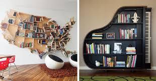 Creative Shelving 20 Of The Most Creative Bookshelves Bored Panda