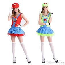 halloween anime cosplay super mario games take mario costume