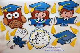 graduation cookies cristin s cookies graduation