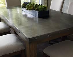 kitchen table posiripple stainless steel kitchen table