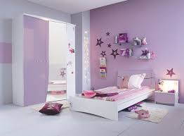 Purple Themed Bedroom - modern kids room interior ideas for boys with trends color sky