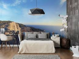 5 brand new stunning panoramic wall murals to upgrade your home panoramic foggy forest overview wall mural