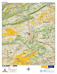 York Pennsylvania Map by Pennsylvania Wind Maps St Francis University