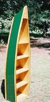 Canoe Shaped Bookshelf Rabon River Runners Wood Boat Shelves Row Boat Shelf Boat Shelf