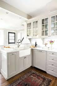 White Kitchen Cabinets White Appliances Light Gray Kitchen Cabinets With White Appliances Black