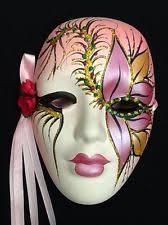 mardi gras ceramic masks venetian mardi gras decorative masks ebay
