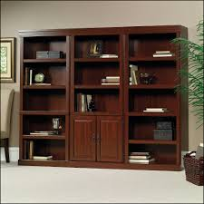 Sauder Harbor View Bookcase by Furniture Sauder Bookcase With Glass Doors Assembly Instructions