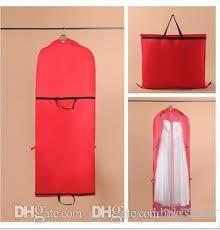 housse robe de mariã e vente en gros robe de mariée robe sacs sac à poussière blanche