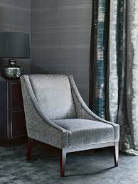 chair in twilight charcoal from jane churchill imbottiti
