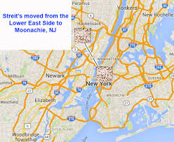 In And Out Map Real Estate Prices Push Food Manufacturing Companies Out Of The