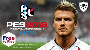 top pes pro evolution soccer 2018 official site