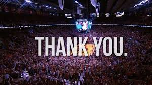 best fans in the world the nba thanks the best fans in the world hooped up
