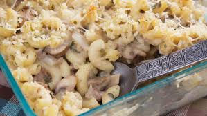 thanksgiving mac and cheese recipe stovetop mac and cheese with mushrooms today com