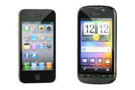 difference between iphone and android what s the difference between android and iphone smartphones