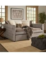 amazing deal on verona home cambria full daybed with trundle in