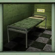 Prison Bunk Beds Cyclonesue S Prison Bed Or Bottom Bunk