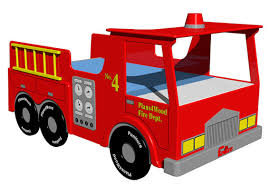 digital download fire truck bed woodworking plan by plans4wood