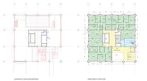 Floorplan Com by Grenfell Tower London Floor Plan Layout E Architect