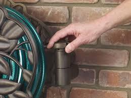 amazon com neverleak decorative swivel wall mount hose reel with