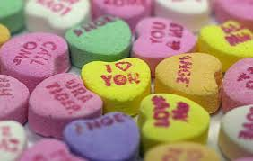 Valentine Candy Wholesale Make Valentine Candy Hearts With Your Own Message Donna Perugini