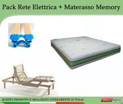 rete per materasso memory tutto in 1 risparmia acquistando i nostri pack tutto compreso