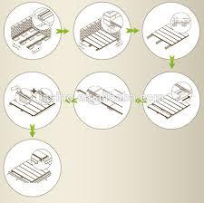 waterproof engineered wood flooring wood plastic patio floors