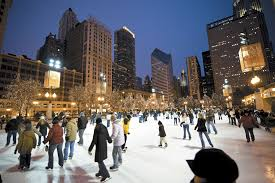 ice skating in millennium park mccormick tribune plaza u0026 ice
