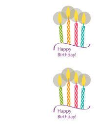 free birthday card 40 free birthday card templates template lab